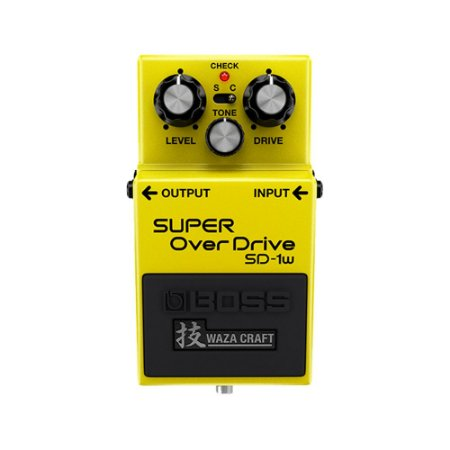 Pedal P/ Guitarra Boss Sd 1 W Overdrive