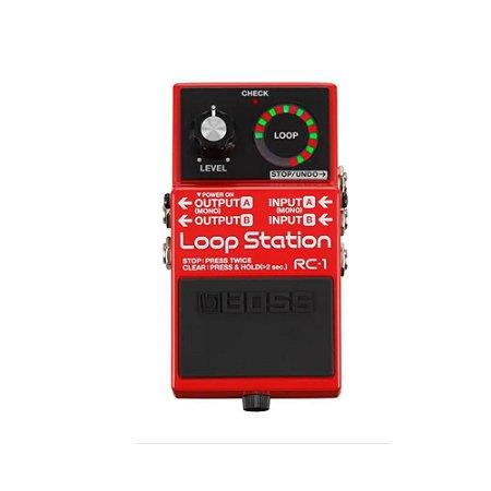 Pedal Loop Boss Rc 1 Loop Station