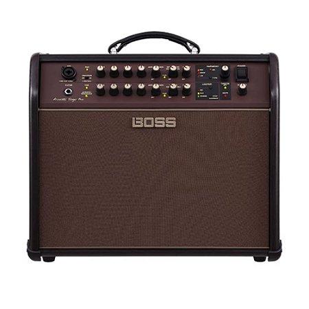 Amplificador para Voz e Violão Boss Acoustic Singer ACS PRO