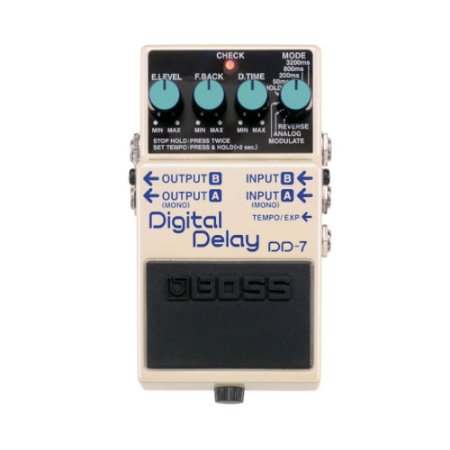 Pedal P/ Guitarra Boss Dd 7 Delay