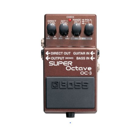Pedal para Guitarra Boss Oc 3 Super Octave