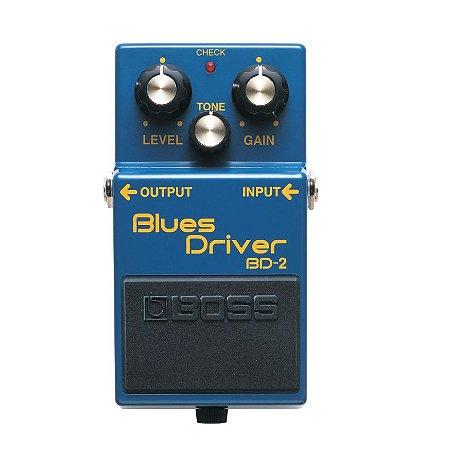 Pedal para Guitarra Boss Bd 2 Blues Driver