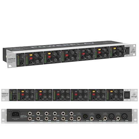 Amplificador PowerPlay Behringer Ha 6000