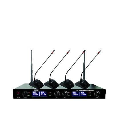 Microfone S/ Fio Csr 840 B