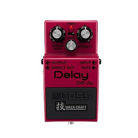 Pedal P/ Guitarra Boss Dm 2 W Analog Delay