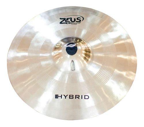 """Prato Splash 10"""" Zeus Hybrid Zhs 10"""