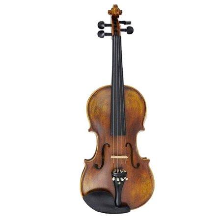 Violino 4/4 Vignoli Envelhecido Fosco Vig F 44 Na