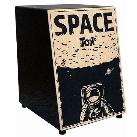 Cajon Nobre Tok Acústico Estampado Space 305