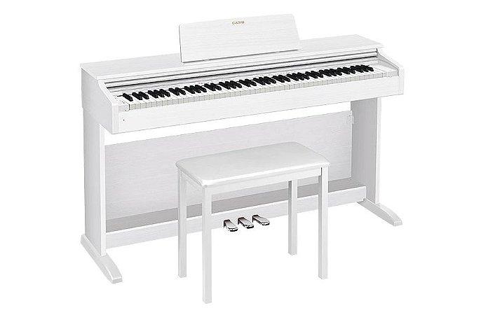 Piano Digital Casio Celviano Ap 270 Wec 2 Branco