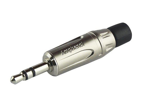 Conector Amphenol Ks 3 P P 2 Stereo Niquel
