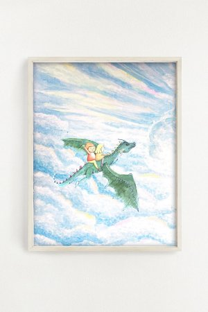 Poster Dragão