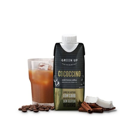 ColdBrew Cococcino GreenUp 330ml