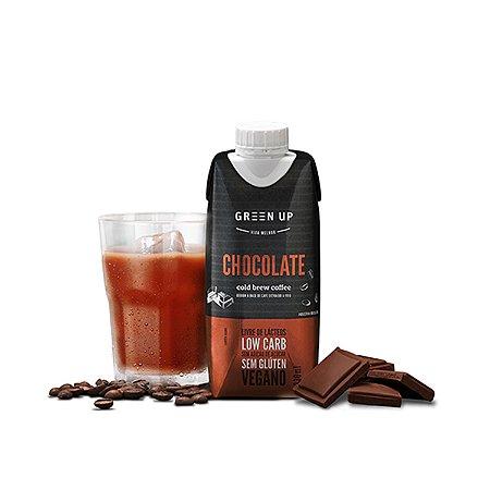 ColdBrew Chocolate GreenUp 330ml