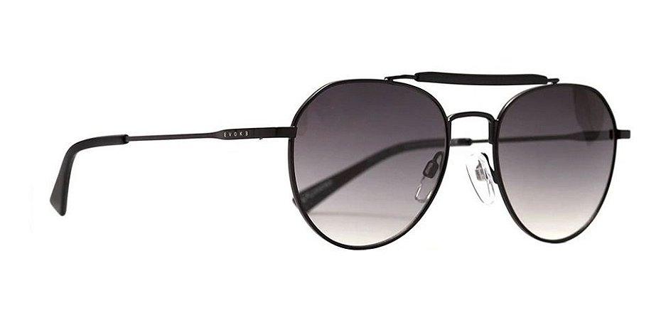 Óculos De Sol Evoke For You Ds54 Unissex A01 Lente Escura