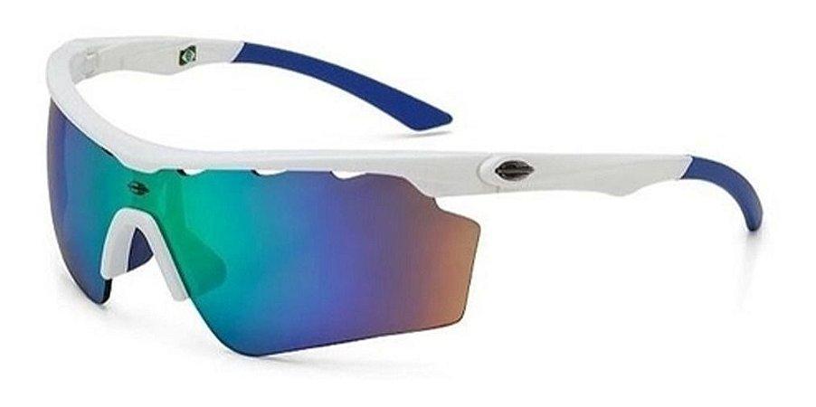 Óculos De Sol Mormaii Athlon 5 M0063b6585 Unissex Espelhado