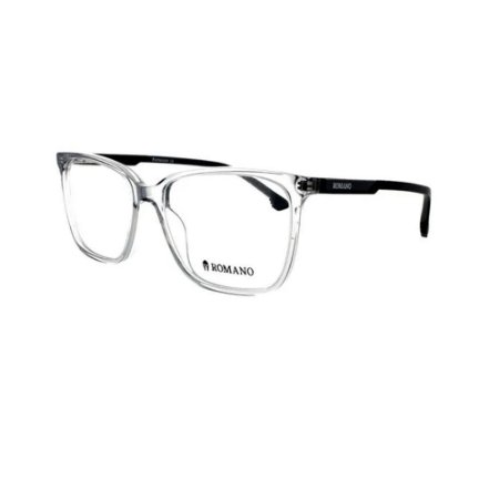 Óculos Armação Romano RO1050 C2 Transparente Acetato