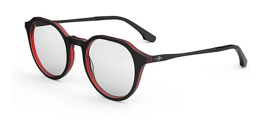 Óculos Armação Mormaii High 2 M6109aa949 Preto Vermelho