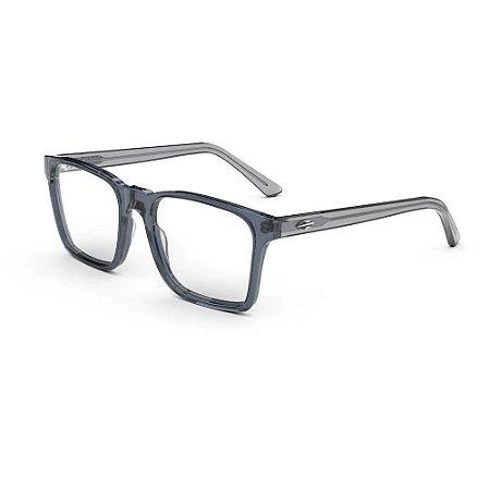 Óculos Armação Mormaii High 3 M6110 K03 Azul Translucido