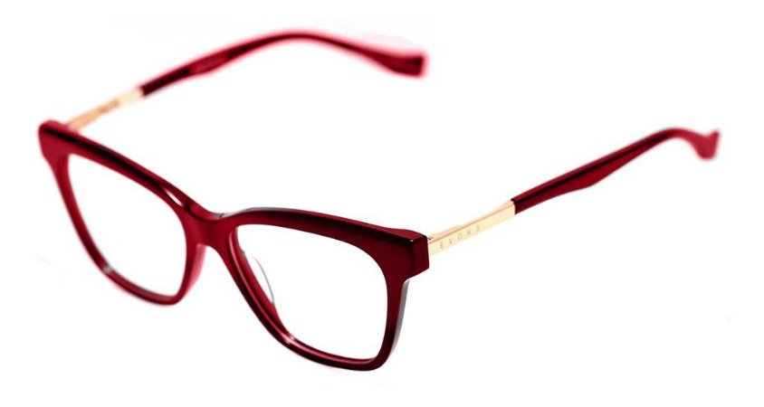 Óculos De Grau Evoke For You Dx23 T01 Bordo