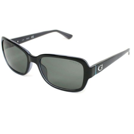Óculos Solar Guess GU7474 01D Preto Acetato Feminino