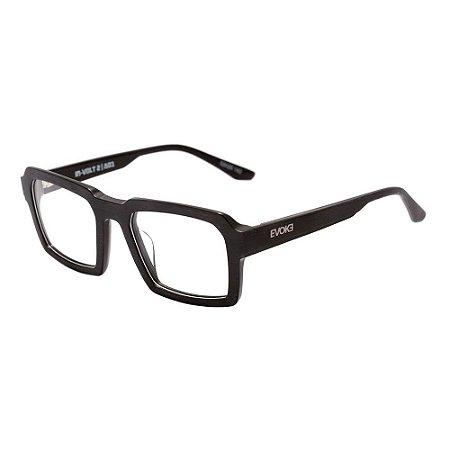 Óculos Armação Evoke In-Volt 2 A01 Preto Fosco Masculino
