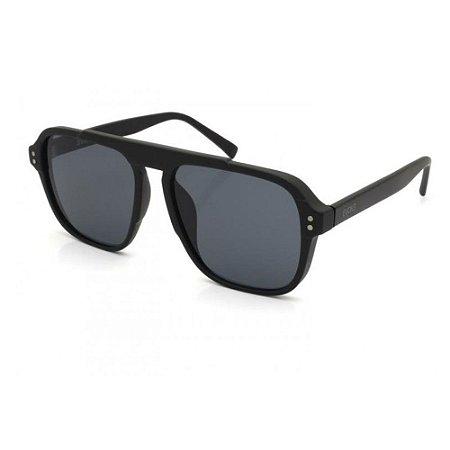 Óculos Solar Evoke EVK 36 A01 Preto Fosco Acetato Masculino