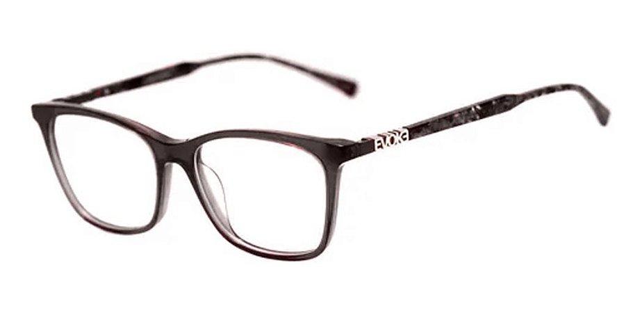 Óculos De Grau Evoke For You Dx17 T02 Marrom Escuro