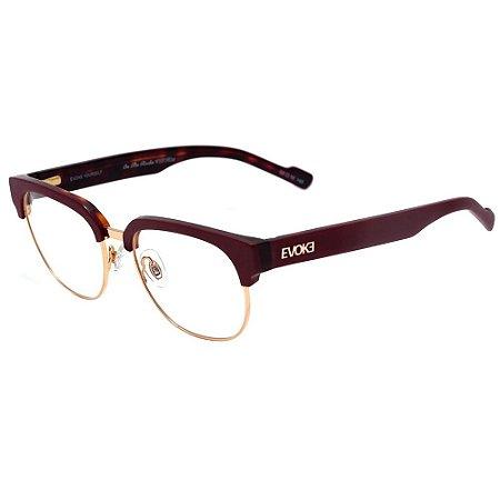 Óculos Armação Evoke On The Rocks VIII H02 Feminino