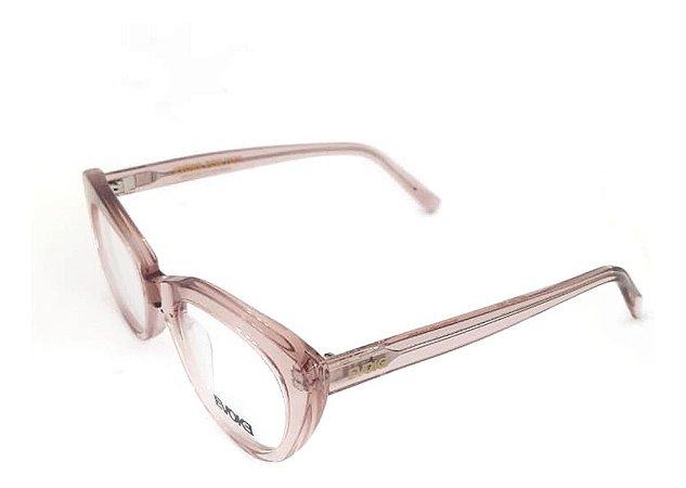 Óculos Armação Evoke For You Dx125 K01 Translucido Rosa