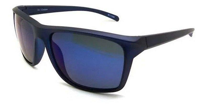 Óculos De Sol Speedo Hidra 2 D01 Azul Lente Espelhada Azul