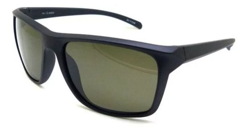 Óculos De Sol Speedo Hidra 2 A01 Preto Fosco Polarizado