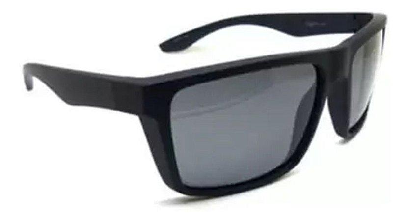 Óculos De Sol Speedo Giga 3 A01 Preto Fosco Polarizado
