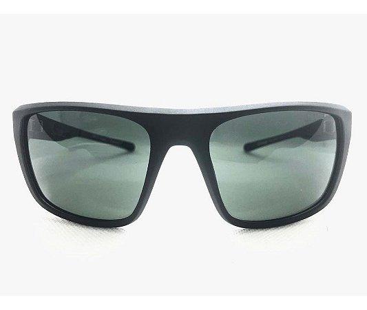 Óculos De Sol Speedo Voyager Br03 Cinza Fosco Lente G15  T58