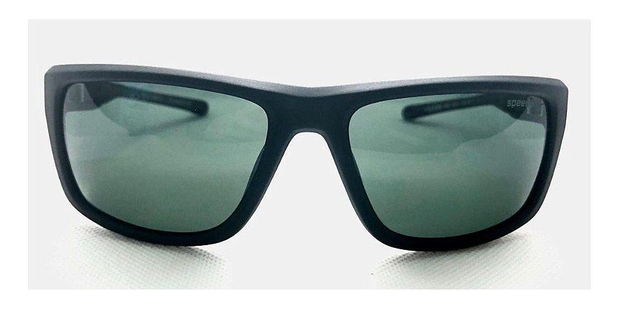 Óculos De Sol Speedo Vulcan Br01 Preto Fosco Lente G15 T60