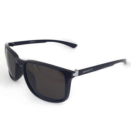 Óculos de Sol Speedo Freeride 6 A01 Preto Lente Marrom