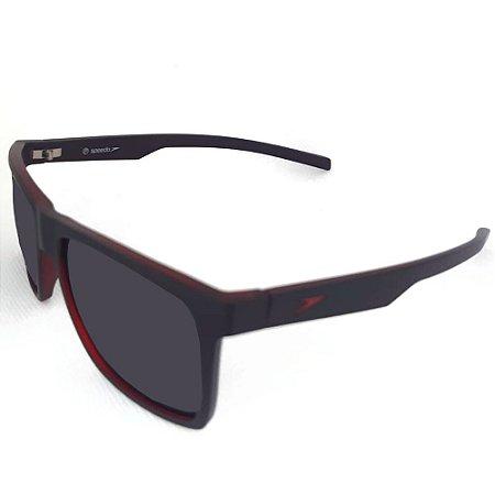 Óculos de Sol Speedo Gran Fondo H03 Preto Lente Polarizada