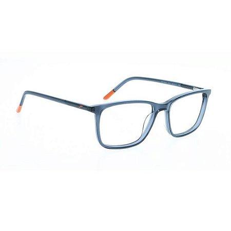Óculos Armação Speedo SP7025 C01 Masculino Acetato Azul