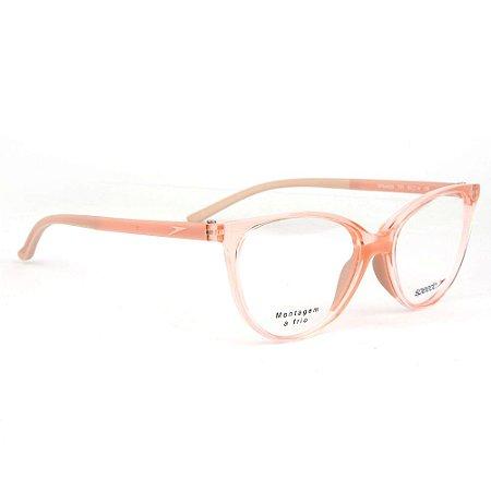 Óculos Armação Speedo SPK4005 T01 Infantil Acetato Rosa