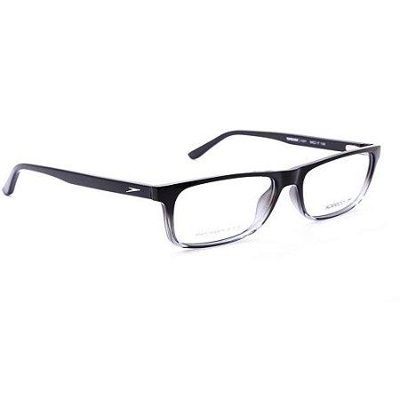 Óculos Armação Tambaqui C01 Preto Degrade Acetato Masculino