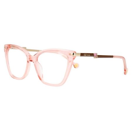 Óculos Armação Sabrina Sato Kids SSKD7006 C3 Feminino Rose