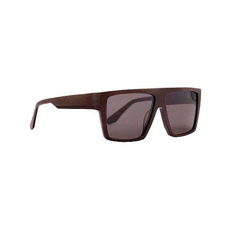 Óculos De Sol Evoke Reverse D01P  Marrom  Masculino
