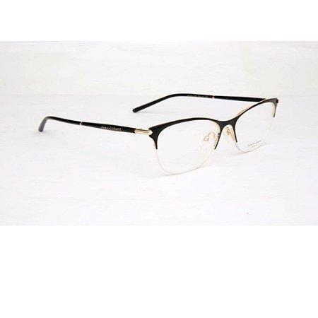 Óculos Armação Ana Hickmann AH1346 09A Preto Feminino