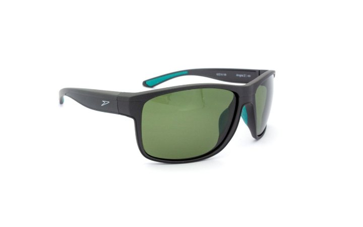 Óculos De Sol Speedo Angra 2 H01 Cinza Lente Cinza Polarizad