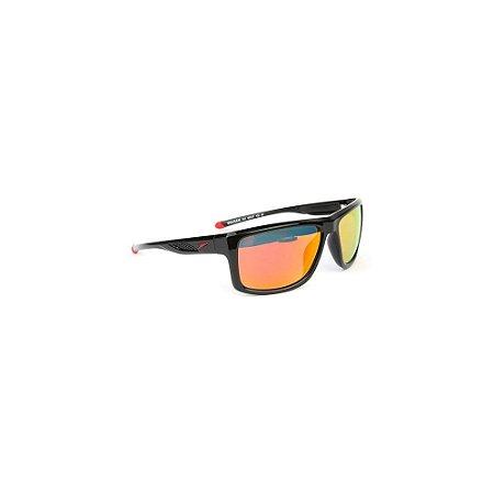 Óculos de Sol Speedo Vulcan A01 Preto Espelhado Polarizado