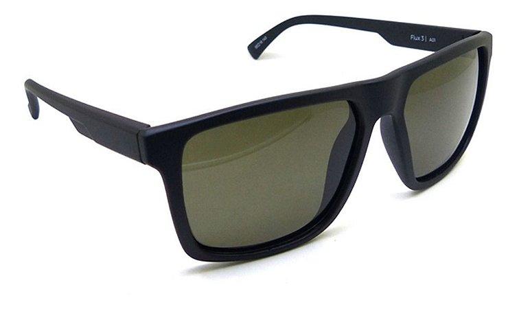 Óculos De Sol Speedo Floating Flux 3 A01 Preto  Polarizado