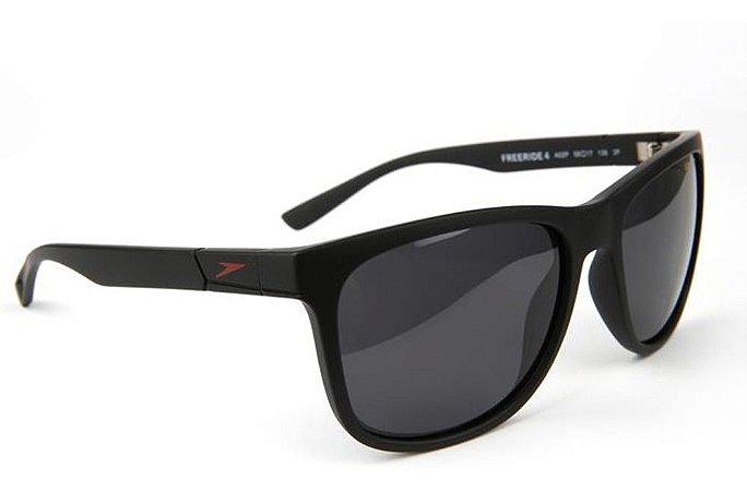 Óculos De Sol Speedo Freeride 4 A02p Lente Escura Polarizad