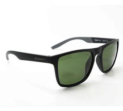 Óculos De Sol Speedo Jagua A01 Preto Lente G15 Polarizad