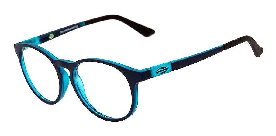 Óculos De Grau Infantil Mormaii Ollie Nxt M6064k82 Azul