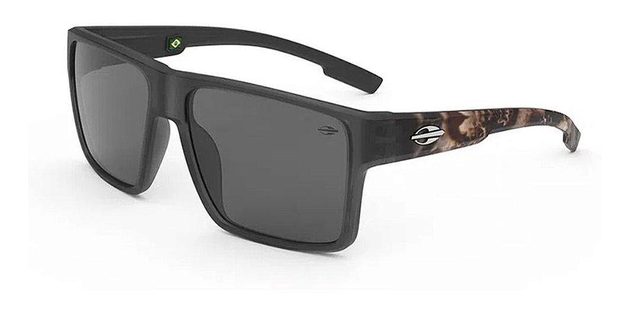 Óculos De Sol Mormaii Macau Masculino M0113dk601 Cinza Fume