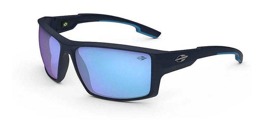Óculos De Sol Mormaii Joaca 4 Masculino M0112k3797 Azul Esp